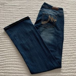 MAURICES Original Bootcut Jeans - Size 18 Long